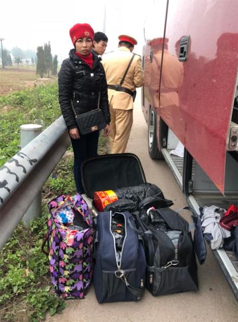 Nữ doanh nhân bị bắt cùng 117kg pháo - Ảnh 1