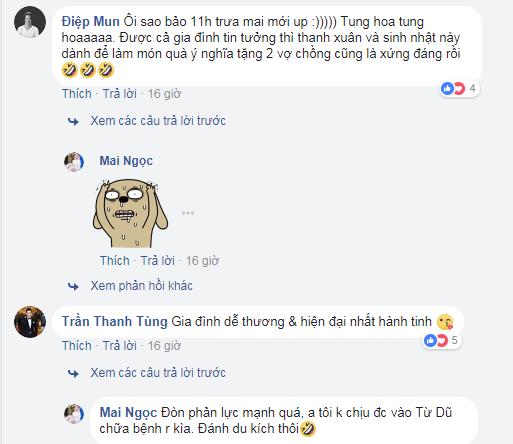 MC Mai Ngọc tiết lộ tin nhắn 'sốc' của bố chồng gửi cho cô trong ngày sinh nhật - Ảnh 4