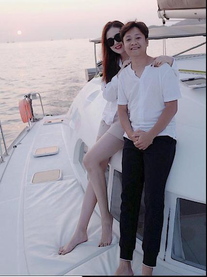 MC Mai Ngọc tiết lộ tin nhắn 'sốc' của bố chồng gửi cho cô trong ngày sinh nhật - Ảnh 1