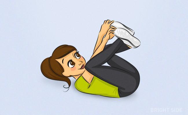 Bài tập kết hợp giúp giảm 3kg trong 1 tuần với 10 động tác, không cần ăn kiêng - Ảnh 3