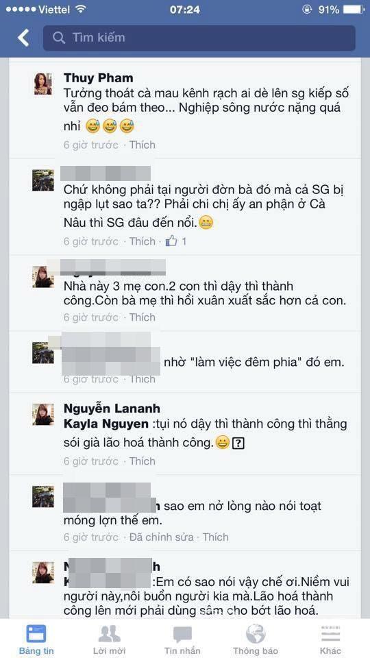 Phan Như Thảo tung loạt bằng chứng Ngọc Thúy liên tục nói xấu cô.