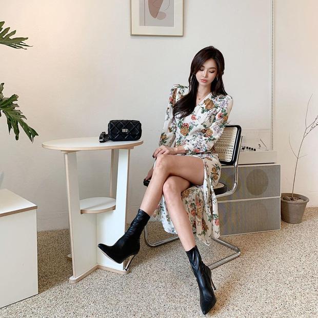 3 kiểu boots được những nàng sành điệu chăm diện nhất mùa lạnh, nàng công sở còn chờ gì mà không sắm - Ảnh 12