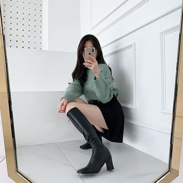 3 kiểu boots được những nàng sành điệu chăm diện nhất mùa lạnh, nàng công sở còn chờ gì mà không sắm - Ảnh 8