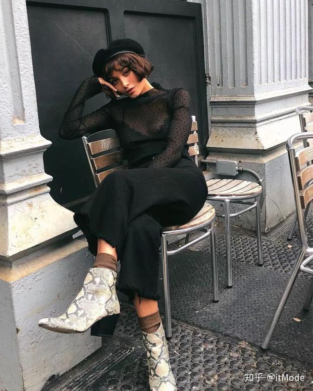 3 kiểu boots được những nàng sành điệu chăm diện nhất mùa lạnh, nàng công sở còn chờ gì mà không sắm - Ảnh 10