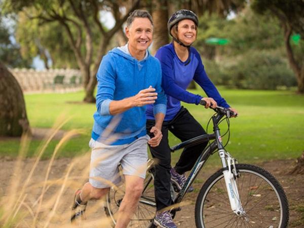 Nâng cao sức khỏe tim mạch – giảm nỗi lo khi tuổi về già - Ảnh 1