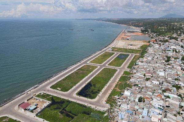 """Thấy gì từ việc giao 'đất vàng"""" cho doanh nghiệp thực hiện dự án ở Bình Thuận - Ảnh 1"""