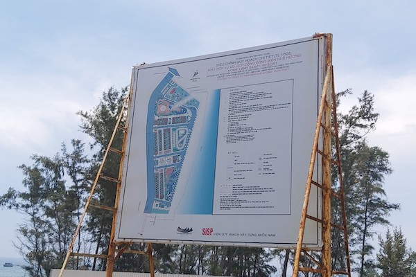 """Thấy gì từ việc giao 'đất vàng"""" cho doanh nghiệp thực hiện dự án ở Bình Thuận - Ảnh 2"""