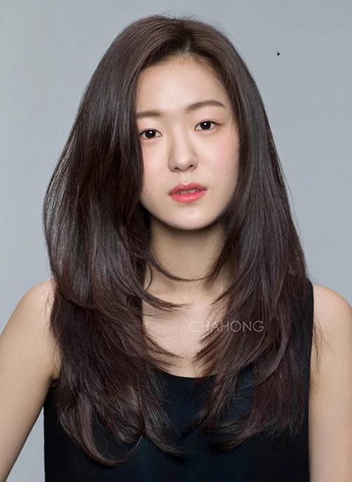 11 kiểu tóc layer Hàn Quốc xinh lung linh cho bạn gái - Ảnh 2