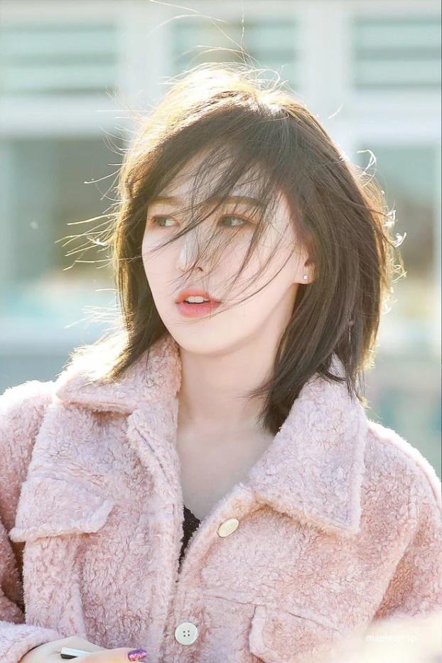11 kiểu tóc layer Hàn Quốc xinh lung linh cho bạn gái - Ảnh 9
