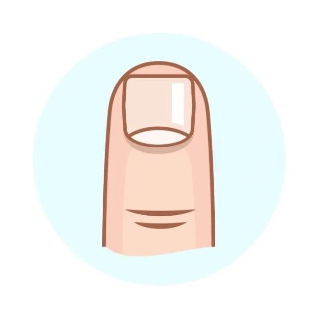 Nhân tướng học: Hình dạng móng tay nói lên điều gì về tính cách bạn? - Ảnh 2