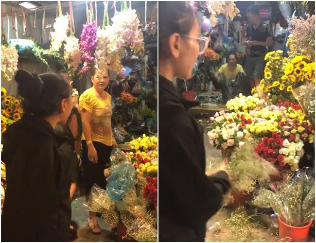 Vụ cô gái quậy tung tiệm hoa vì bị chê Ngực lép mà sao hung dữ: Chủ cửa hàng lên tiếng - Ảnh 1