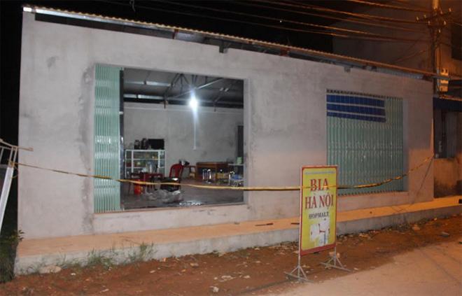 Thông tin chính thức về vụ hung thủ sát hại nữ chủ quán rồi tự sát ở Thái Nguyên - Ảnh 1