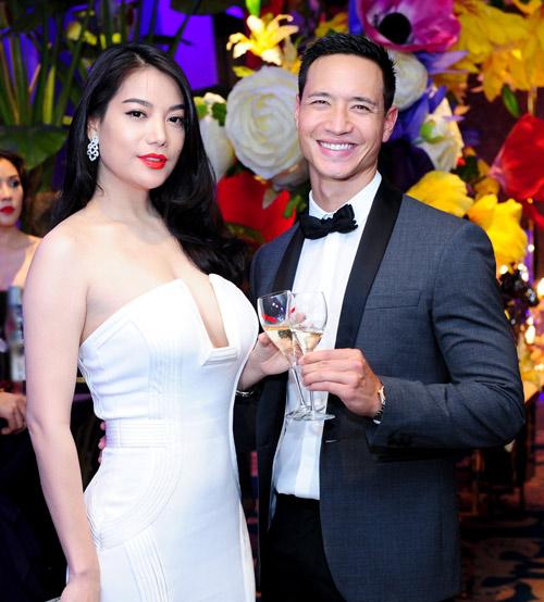 Chuyện tình với Trương Ngọc Ánh như một tấm vé đưa Kim Lý bước chân vào làng giải trí Việt