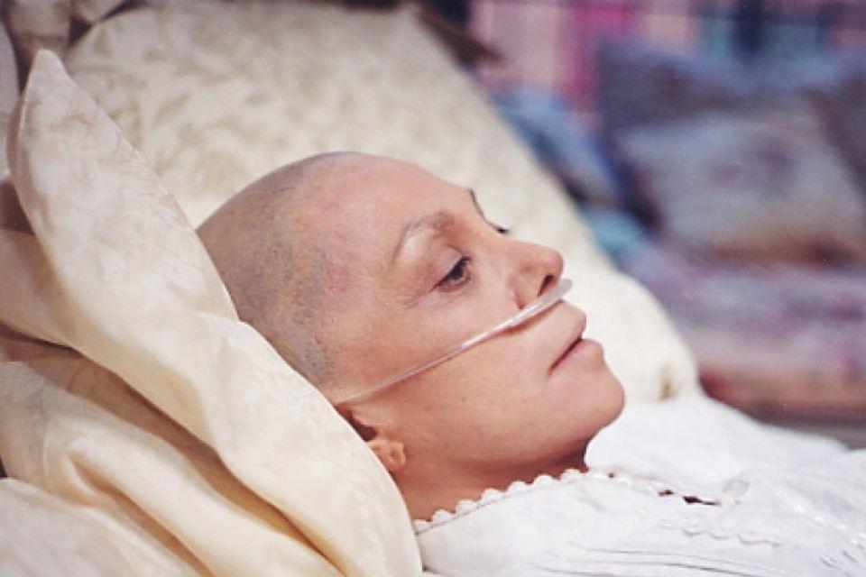 Ung thư giai đoạn cuối