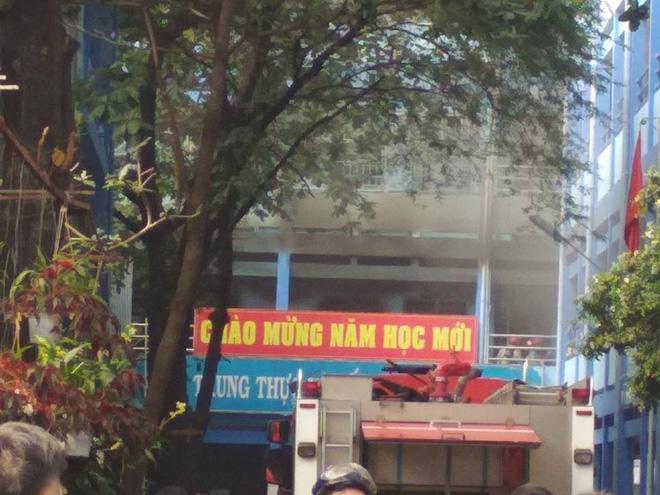 Cô hiệu trưởng viết tâm thư cảm ơn học sinh sau vụ cháy trường học ở Sài Gòn - Ảnh 2