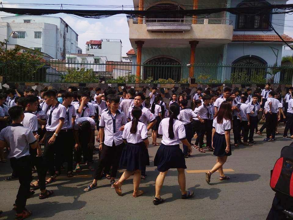 Cô hiệu trưởng viết tâm thư cảm ơn học sinh sau vụ cháy trường học ở Sài Gòn - Ảnh 3