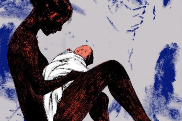 Tôi điêu đứng khi cầm chiếc que thử thai 2 vạch trên tay, càng bấn loạn khi nhìn đứa con đang khóc trên giường - Ảnh 1