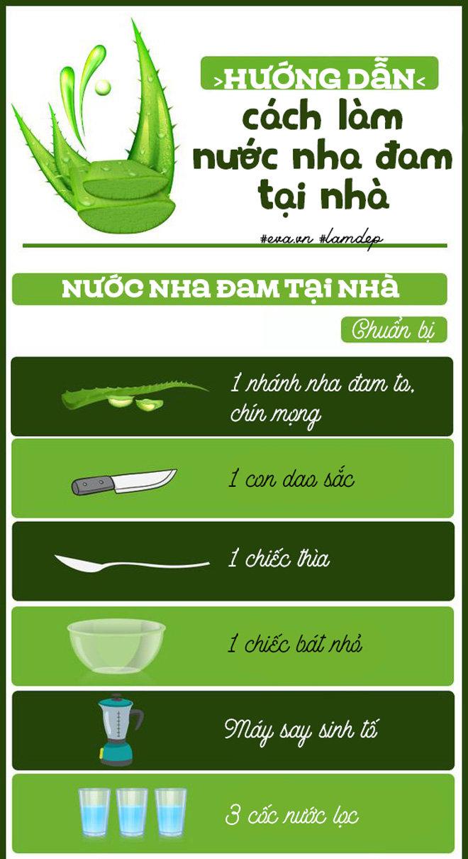 Không chỉ có tác dụng khi uống, nha đam còn là loại mỹ phẩm dành riêng cho da và tóc! - Ảnh 1