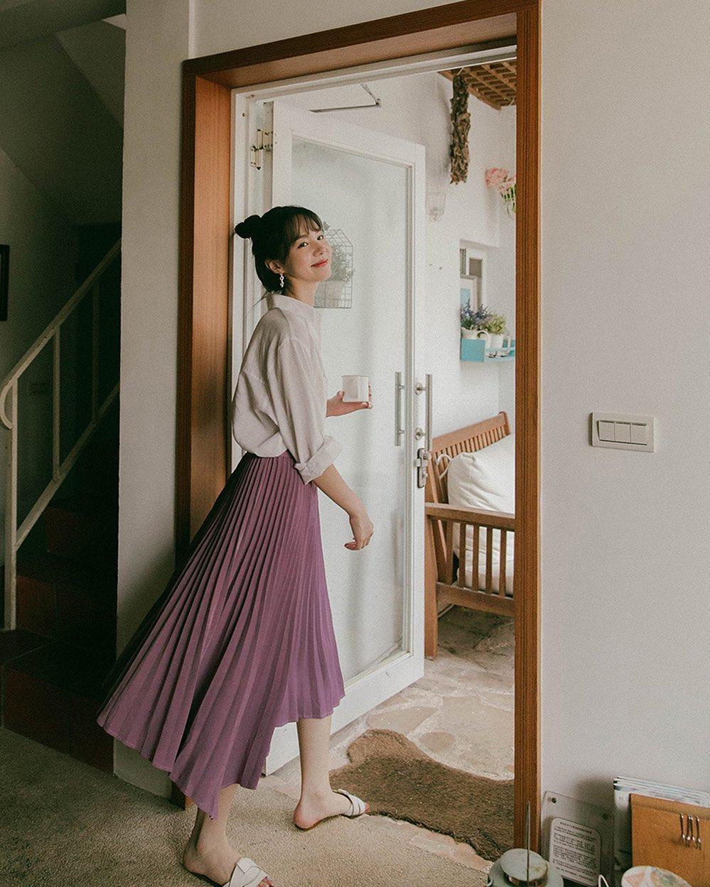 5 kiểu chân váy dài xinh và sang đến mức muốn diện không ngừng, chị em sắm về dịp Black Friday là quá chuẩn - Ảnh 14
