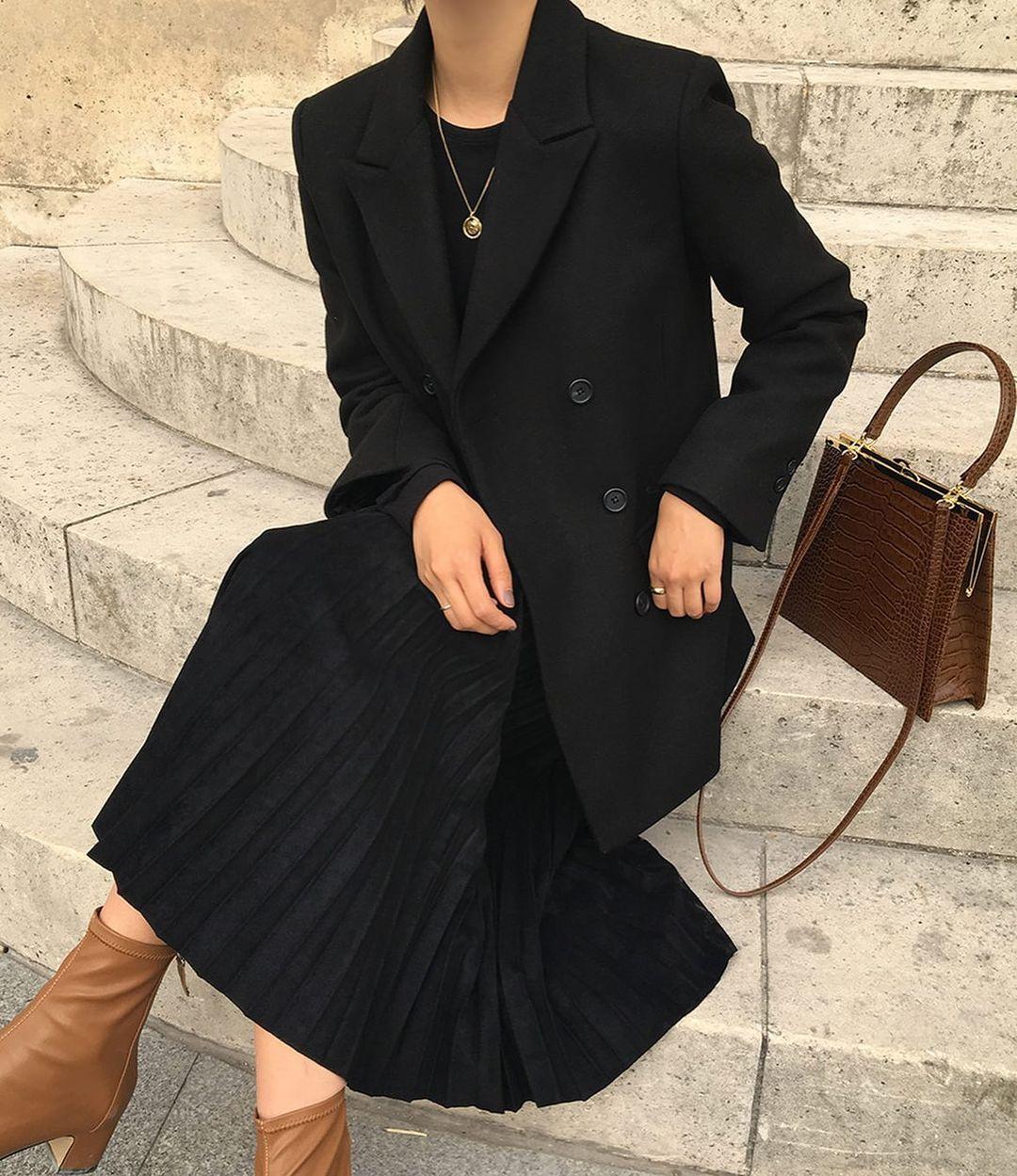 5 kiểu chân váy dài xinh và sang đến mức muốn diện không ngừng, chị em sắm về dịp Black Friday là quá chuẩn - Ảnh 15
