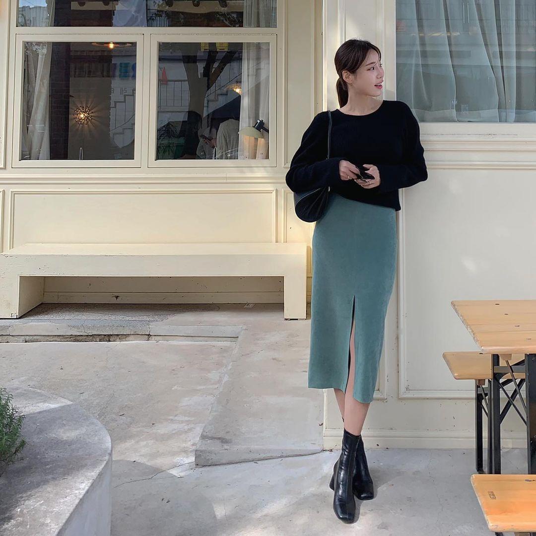 5 kiểu chân váy dài xinh và sang đến mức muốn diện không ngừng, chị em sắm về dịp Black Friday là quá chuẩn - Ảnh 8
