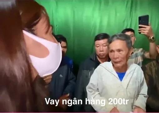 Mất trắng sau lũ, người đàn ông bật khóc nức nở vì được Thủy Tiên hỗ trợ trả nợ ngân hàng - Ảnh 3
