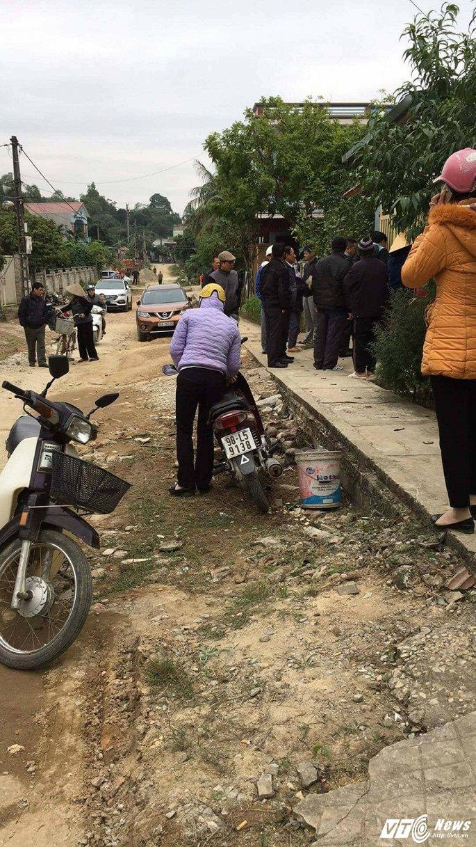 Cháu bé 20 ngày tuổi bị bắt cóc, sát hại ở Thanh Hóa: Hàng xóm nói gì về gia đình nạn nhân? - Ảnh 1