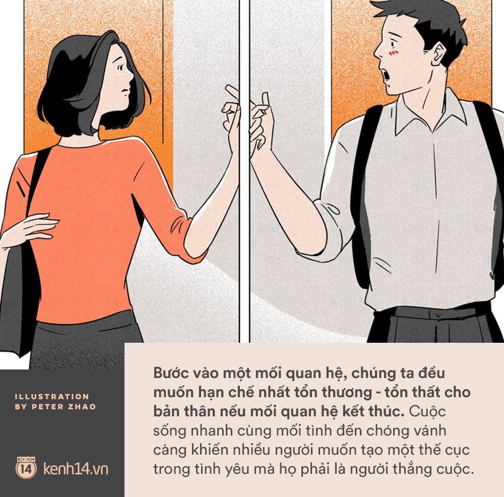 """""""Cửa trên"""" - """"cửa dưới"""" và những mối quan hệ rạn vỡ niềm tin: Chưa yêu bạn đã là người thua cuộc rồi - Ảnh 2"""