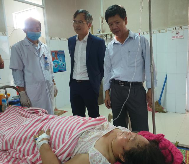 Hình ảnh những nạn nhân được cứu trong vụ sạt lở núi kinh hoàng ở Quảng Nam - Ảnh 12