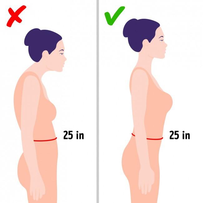 Đây là bài tập dành cho những ai muốn có bụng phẳng, eo thon mà lười đến phòng tập - Ảnh 3