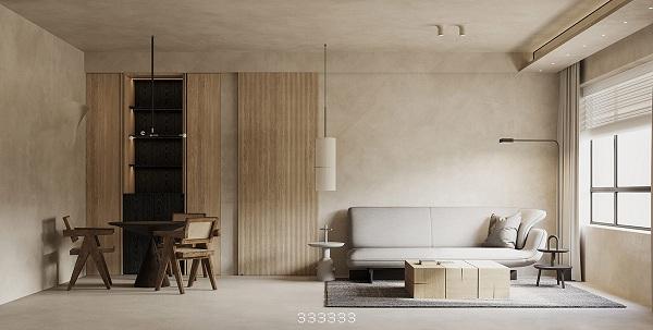 Mê mẩn với căn hộ được trang trí bằng gỗ - Ảnh 1
