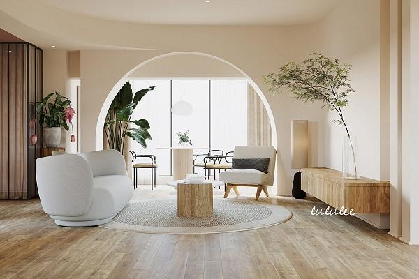 Mê mẩn với căn hộ được trang trí bằng gỗ - Ảnh 7