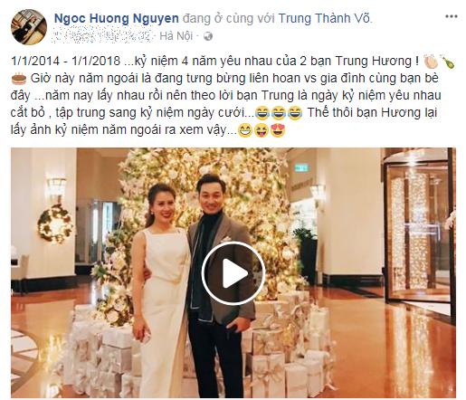 Kỷ niệm 4 năm bên nhau, MC Thành Trung khiến bà xã khóc nghẹn vì hành động này - Ảnh 3