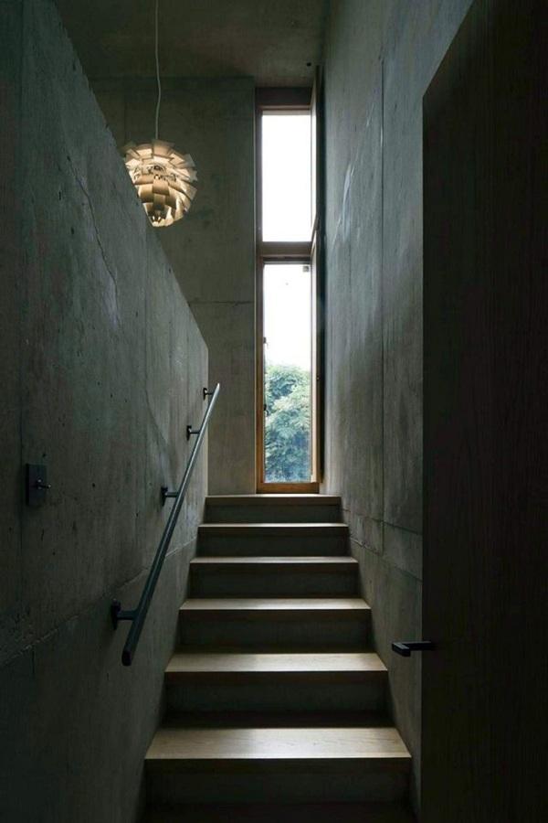Bất ngờ nội thất tối giản, tinh tế trong căn hộ bê tông - Ảnh 4
