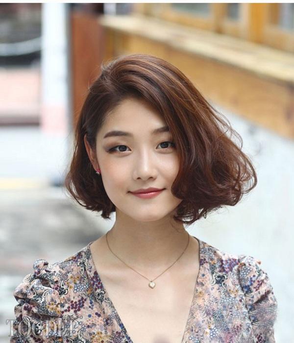 Gợi ý cho nàng 9 kiểu tóc ngắn uốn xoăn đẹp nhất năm 2018 - Ảnh 5