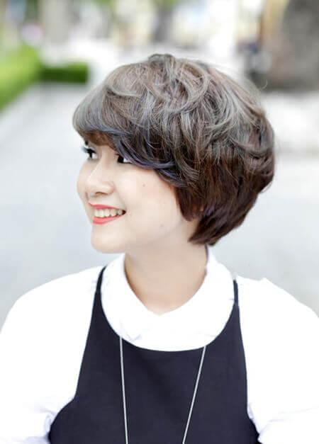 Gợi ý cho nàng 9 kiểu tóc ngắn uốn xoăn đẹp nhất năm 2018 - Ảnh 6