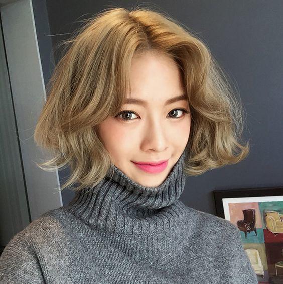 Gợi ý cho nàng 9 kiểu tóc ngắn uốn xoăn đẹp nhất năm 2018 - Ảnh 9