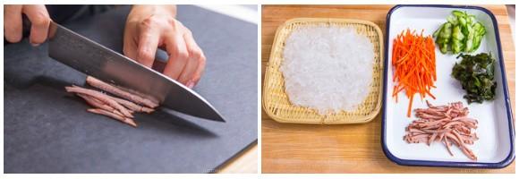 Làm miến trộn kiểu Nhật cho bữa trưa văn phòng no nê nhanh gọn - Ảnh 2