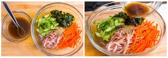 Làm miến trộn kiểu Nhật cho bữa trưa văn phòng no nê nhanh gọn - Ảnh 3