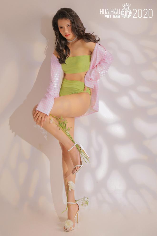 Những cái tên mới của Hoa hậu Việt Nam 2020 nhập hội đường đua bikini, ai cũng rất gì và này nọ - Ảnh 12