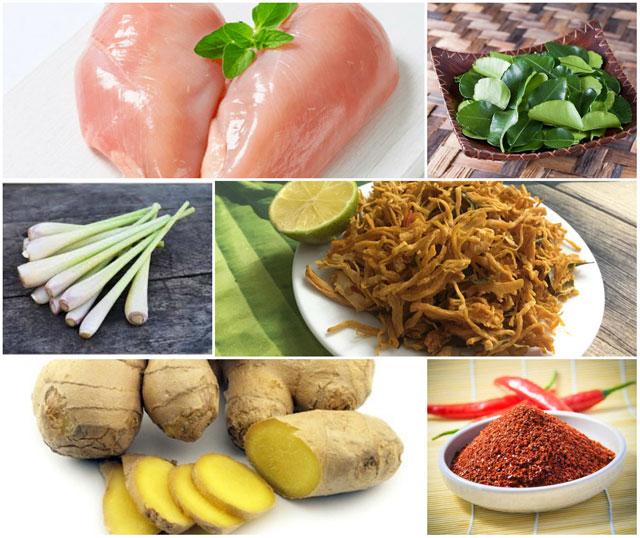 MÓN ĂN NGÀY TẾT: Cách làm khô gà lá chanh đơn giản, ăn lai rai không ngán - Ảnh 1