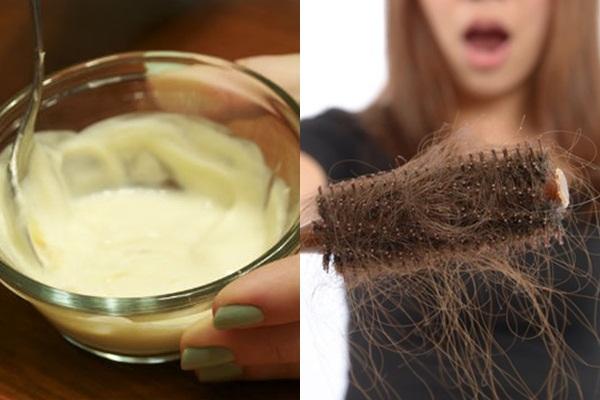 Chữa tóc rụng mấy cũng hết với những nguyên liệu rẻ tiền ngay tại nhà - Ảnh 1