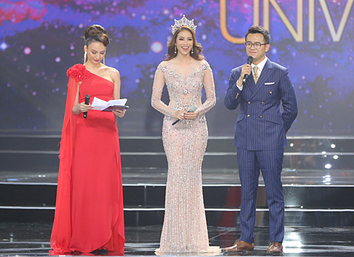 Người đẹp Ê đê đăng quang Hoa hậu Hoàn vũ Việt Nam 2017 - Ảnh 3