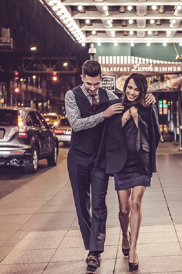 Tại sao phụ nữ dễ bị thu hút bởi người đàn ông lớn tuổi? - Ảnh 2