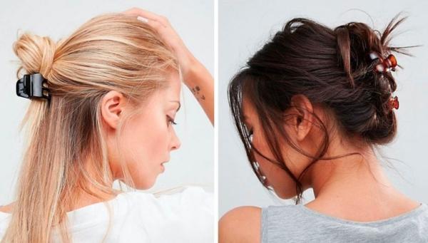 8 cách tạo kiểu che giấu tóc bết khi không kịp gội đầu - Ảnh 6