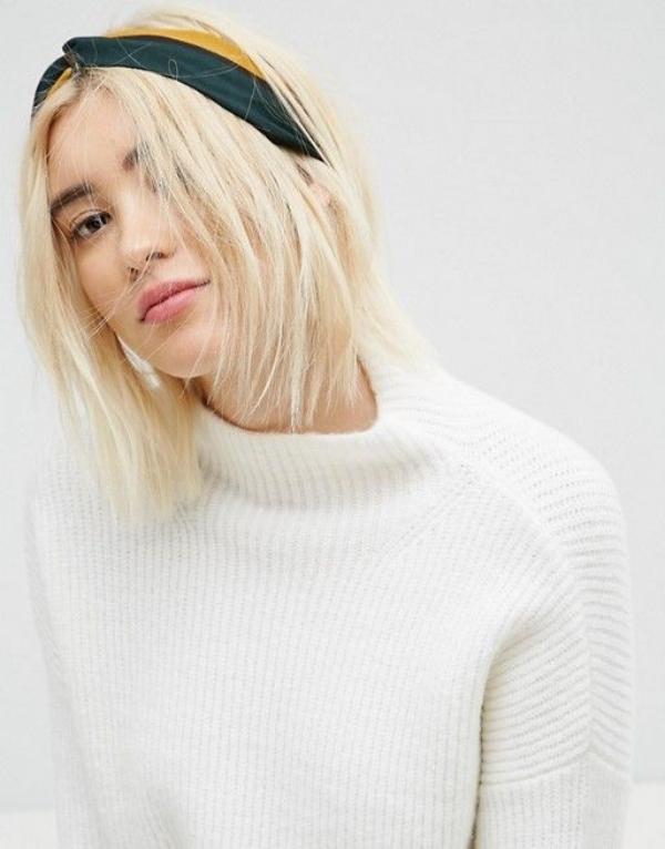 8 cách tạo kiểu che giấu tóc bết khi không kịp gội đầu - Ảnh 8