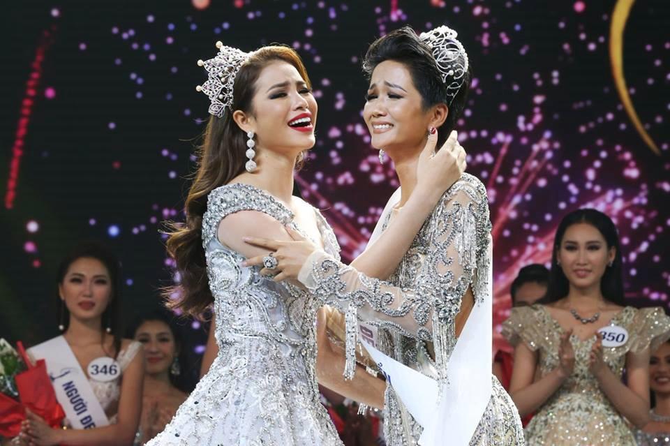 Lộ tin nhắn của H'Hen Niê gửi đến thành viên ban giám khảo Hoa hậu Hoàn vũ Việt Nam 2017 - Ảnh 1
