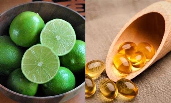 Trộn 2 viên vitamin E với nước cốt chanh, thoa đến đâu da bật tone tới đó, dùng kem trộn cả năm cũng không thể nhanh bằng - Ảnh 1