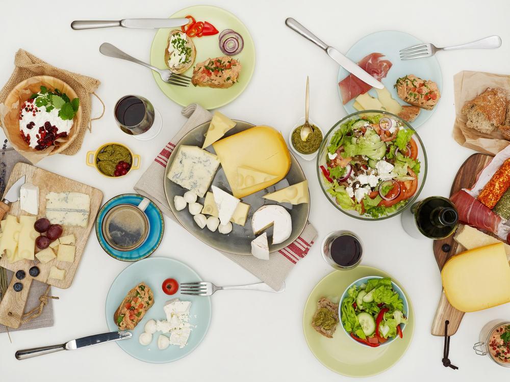 Ghi nhớ 8 nguyên tắc ăn uống dưới đây để có một kì nghỉ Tết thật khỏe mạnh - Ảnh 4