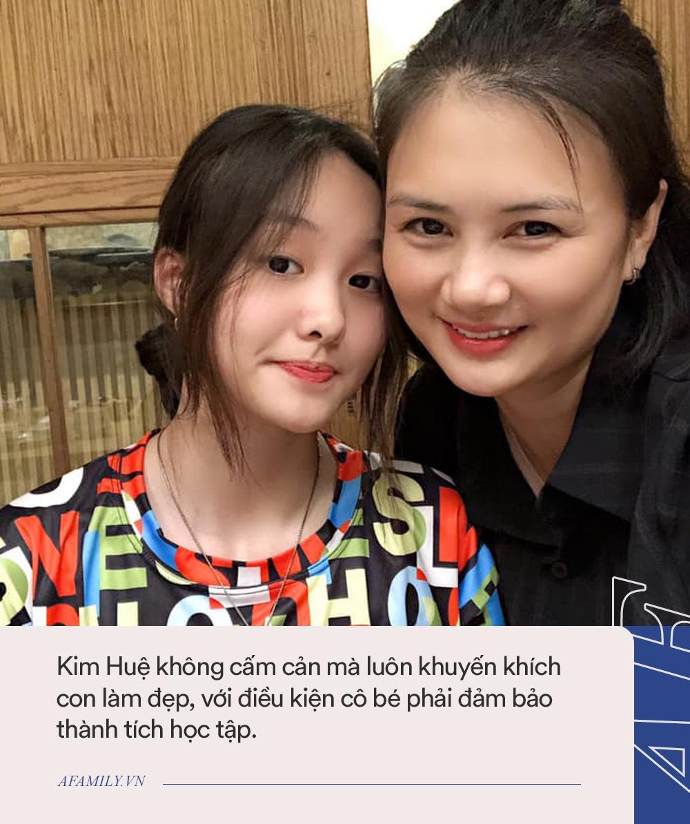 Con gái của 'Hoa khôi bóng chuyền' Kim Huệ: Xinh xắn chẳng thua kém mẹ, đã vậy còn học cực giỏi và cá tính như này - Ảnh 5